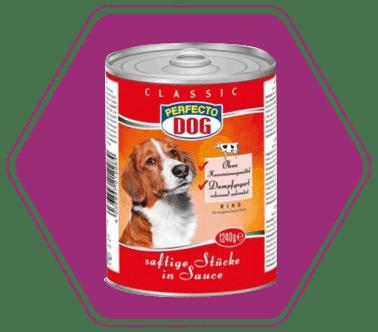 Консерви за кучета